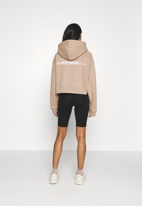 WRSTBHVR - FAITH HOODIE - Sweatshirt - roasted beige - 2