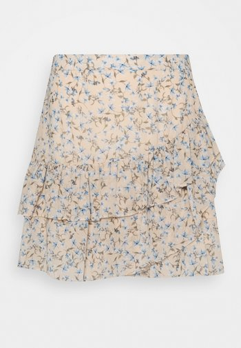 ANNABELLE RUCHED SKIRT