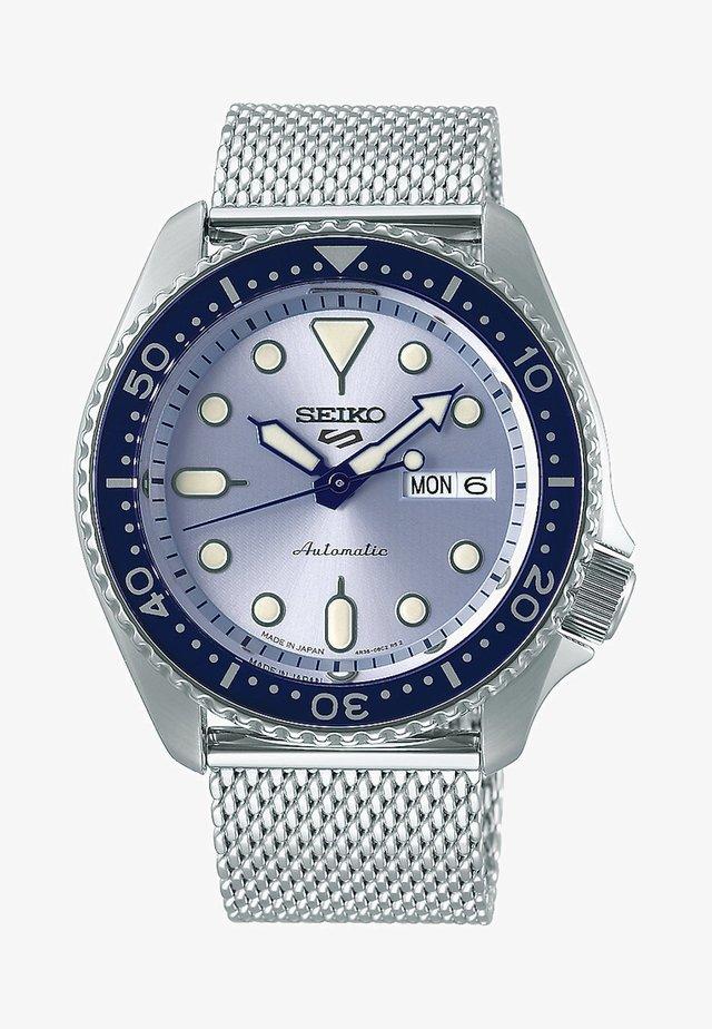 ANALOG AUTOMATIK - Watch - silber