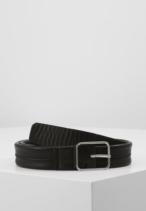 ANALYST BELT - Pásek - black