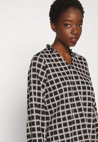 ONLY - ONLALMA LORENA - Long sleeved top - black - 3