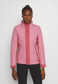 Puma Golf - JACKET - Outdoor jacket - rose wine - 0