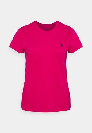 Basic T-shirt - sport pink