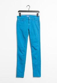 adidas Originals - Slim fit jeans - blue - 0