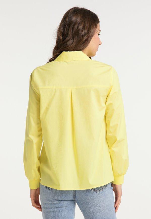 myMo Koszula - zitrone/żÓłty VUTC