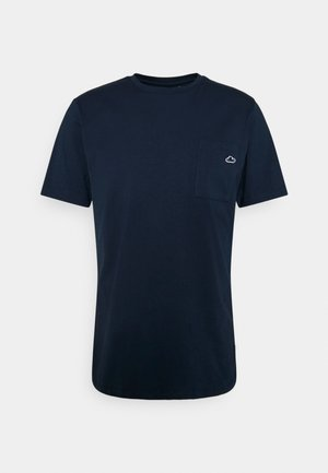 TOM - Basic T-shirt - navy