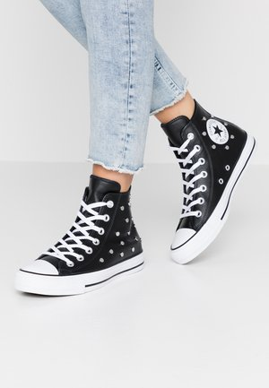 CHUCK TAYLOR ALL STAR - Zapatillas altas - black/white