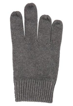 BASIC GLOVES - Rukavice - grey