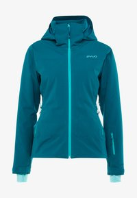 PYUA - BLISTER - Snowboard jacket - petrol blue - 8