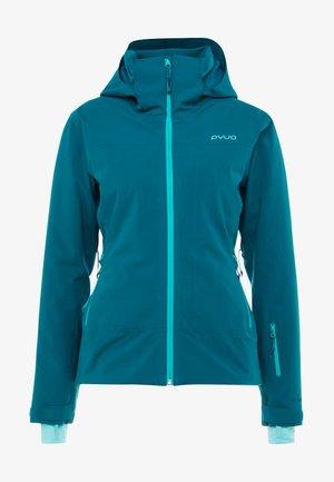 BLISTER - Snowboardjacke - petrol blue