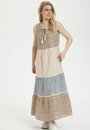 Maxi dress - mix prints