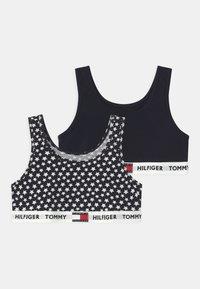 Tommy Hilfiger - 2 PACK - Bustier - blue - 0
