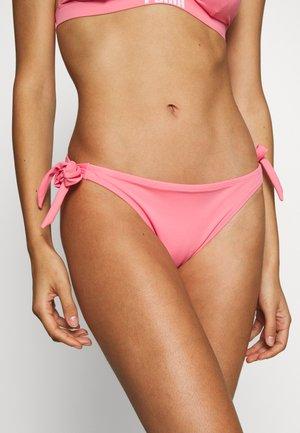 SWIM WOMEN SIDE STRAP BOTTOM - Bikini bottoms - light pink