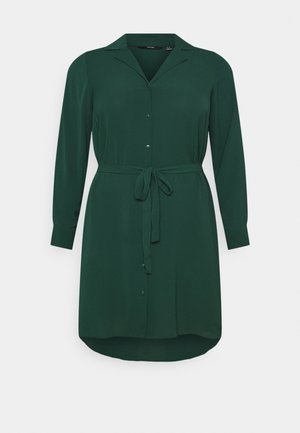 VMSAGA DRESS  - Skjortekjole - pine grove