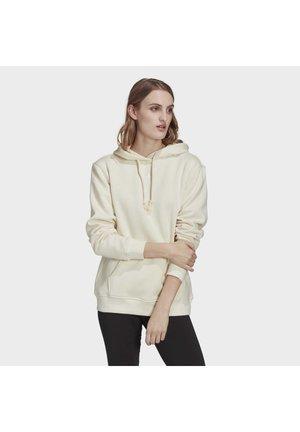 ORIGINALS ADICOLOR SWEATSHIRT HOODIE - Felpa con cappuccio - white