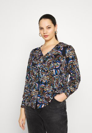 JRJADA BLOUSE - Bluser - plantation/multi