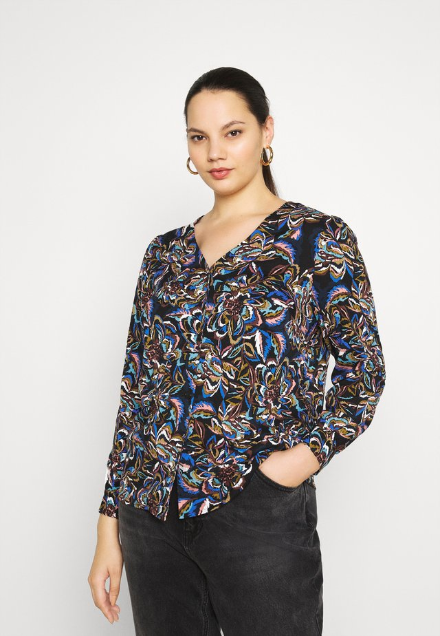 JRJADA BLOUSE - Bluzka - plantation/multi
