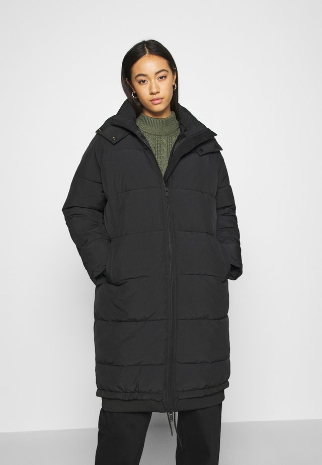 ENTABLE JACKET  - Winterjas - black