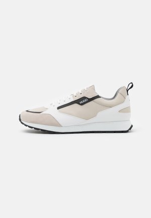 ICELIN - Sneakersy niskie - open white