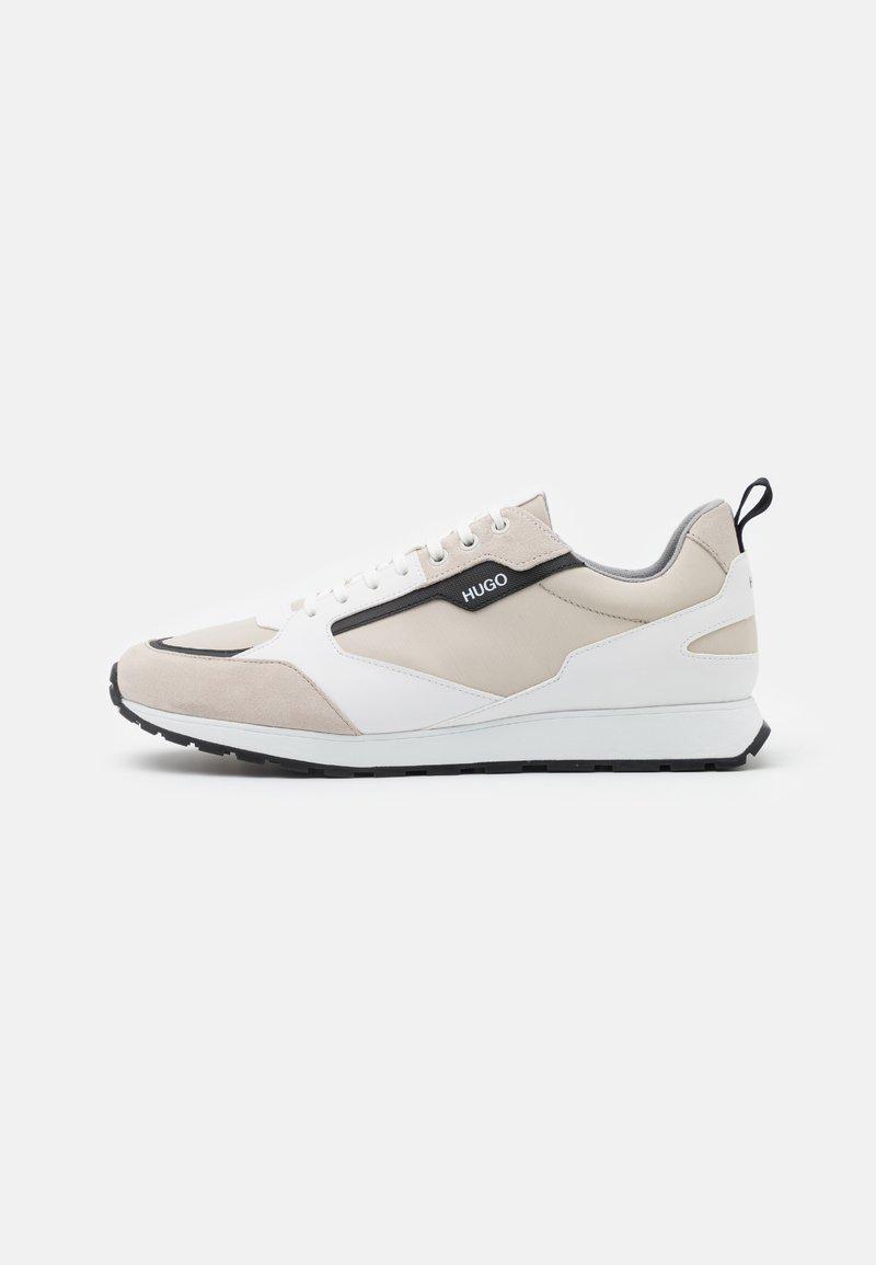 HUGO - ICELIN - Zapatillas - open white