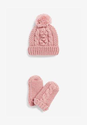 2PIECE  - Gloves - pink