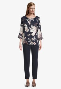 Betty Barclay - Blouse - dark blue-rosé - 1