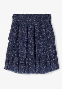 Name it - A-line skirt - dark sapphire - 3