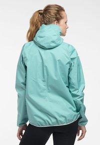 Haglöfs - L.I.M PROOF MULTI JACKET - Waterproof jacket - glacier green - 1