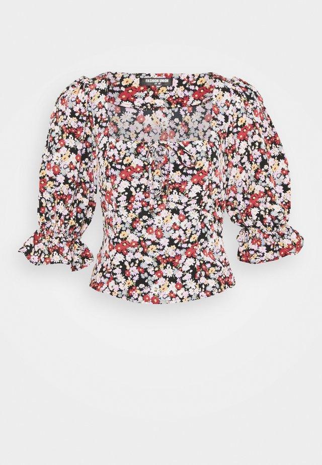 MARCO  - Blouse - rixy multi floral print