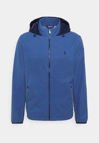 Polo Ralph Lauren Golf - HOOD ANORAK JACKET - Outdoor jacket - bastille blue - 5