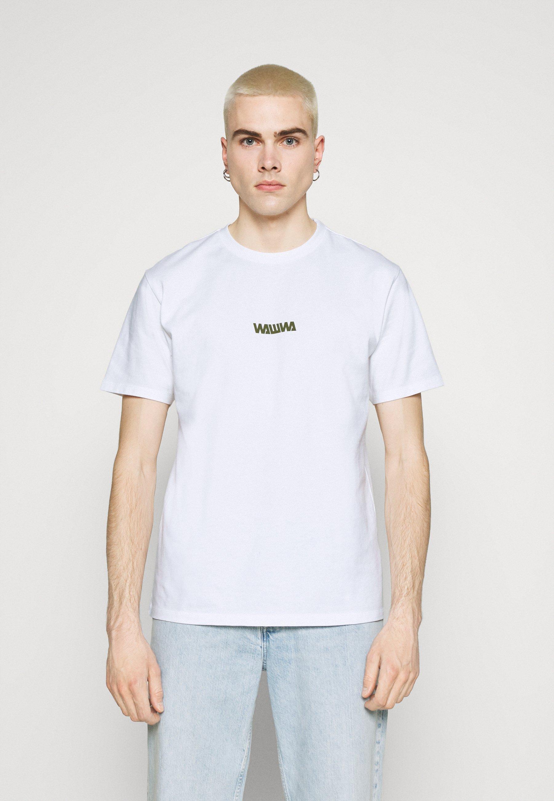 Men CLOUD CAMO UNISEX  - Print T-shirt