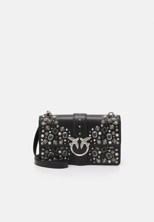 LOVE CLASSIC ICON ETHNIC STUDS - Across body bag - black
