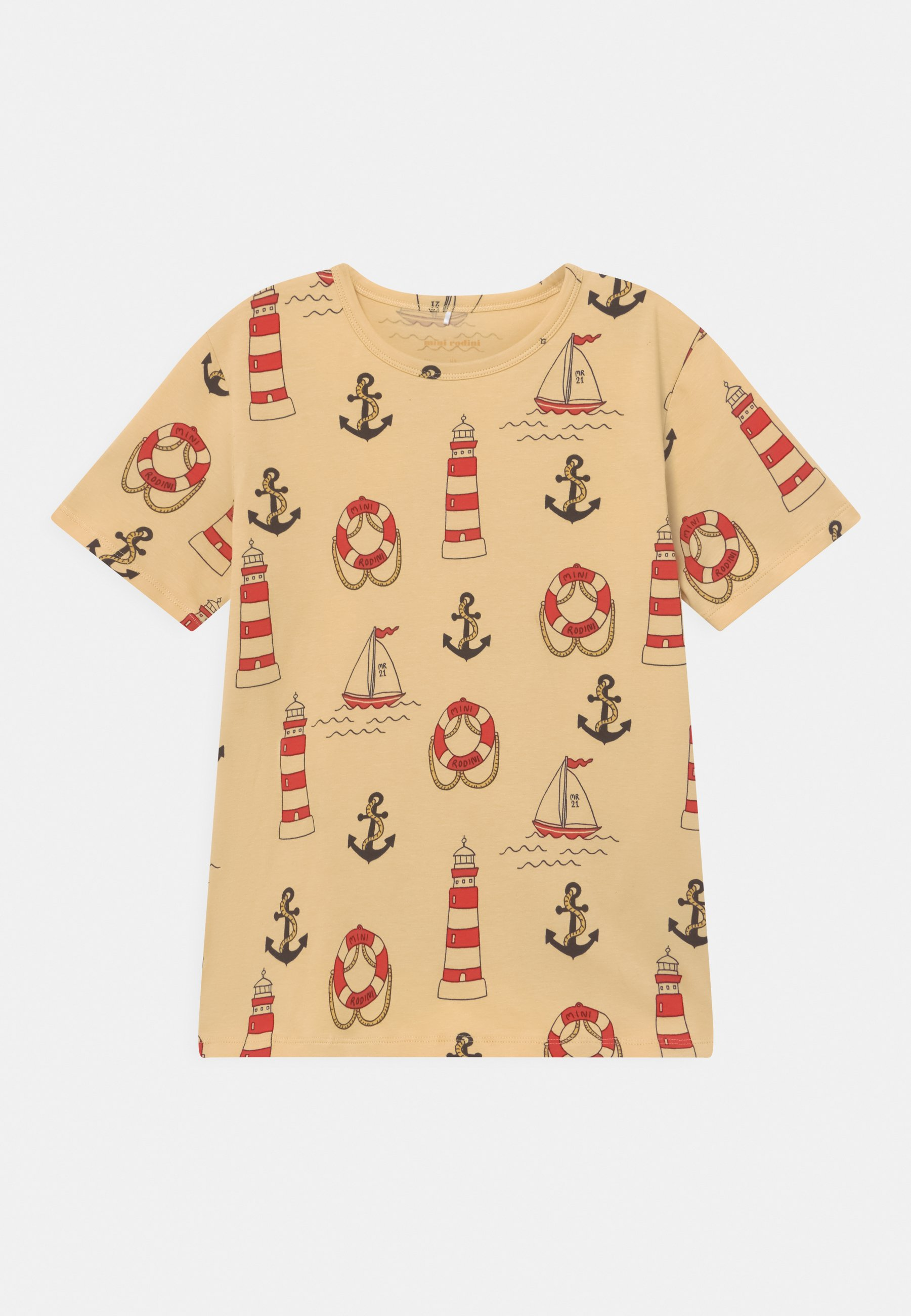 Bambini LIGHTHOUSE TEE - T-shirt con stampa
