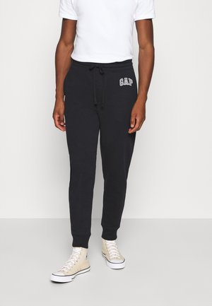 LOGO PANT - Pantalones deportivos - moonless night