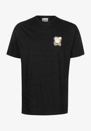 T-SHIRT CATCH EM ALL - T-Shirt print - black