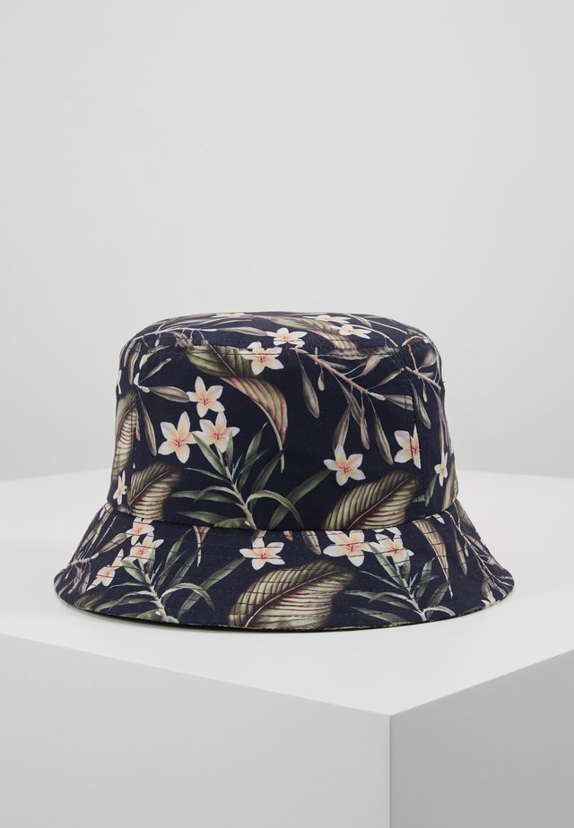 LATIF BUCKET HAT - Sombrero - dark navy