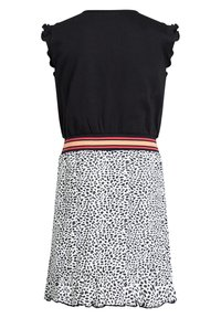 WE Fashion - MET DESSIN EN VOLANT - Vestido ligero - multi-coloured - 4