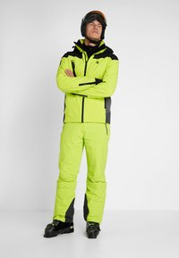 Killtec - VYRAN - Skibroek - neon lime - 1