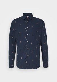 PS Paul Smith - MENS SLIM FIT - Shirt - dark blue - 3