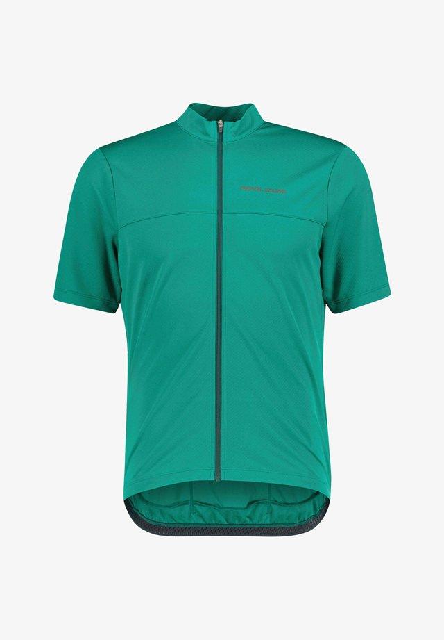 QUEST - Basic T-shirt - grün (400)