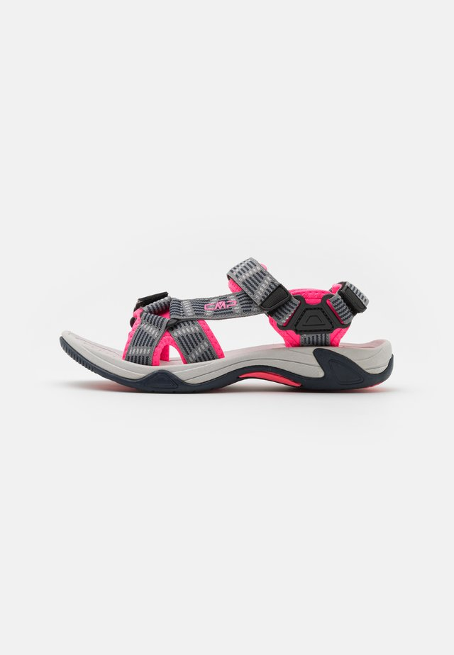 HAMAL HIKING  - Outdoorsandalen - grey/gloss