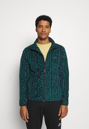 SOUND WAVES - Fleece jacket - navy blazer
