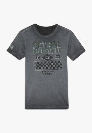 T-shirts print - raven grey