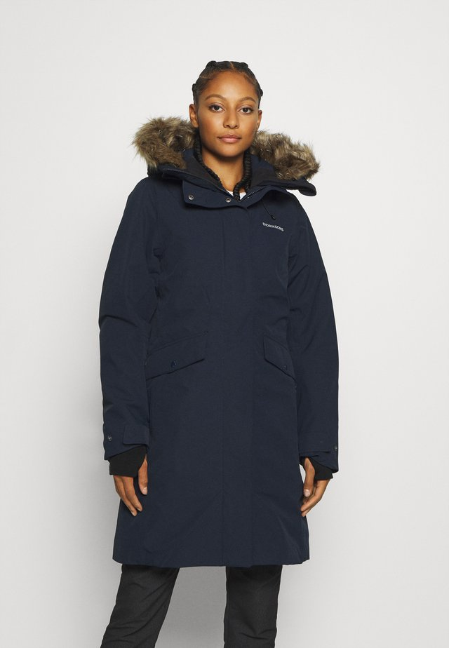 ERIKA WNS  - Winter coat - dark night blue