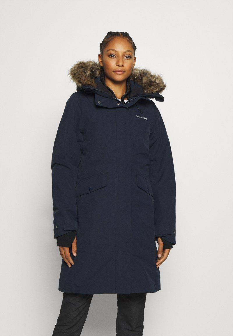 Didriksons - ERIKA - Winter coat - dark night blue