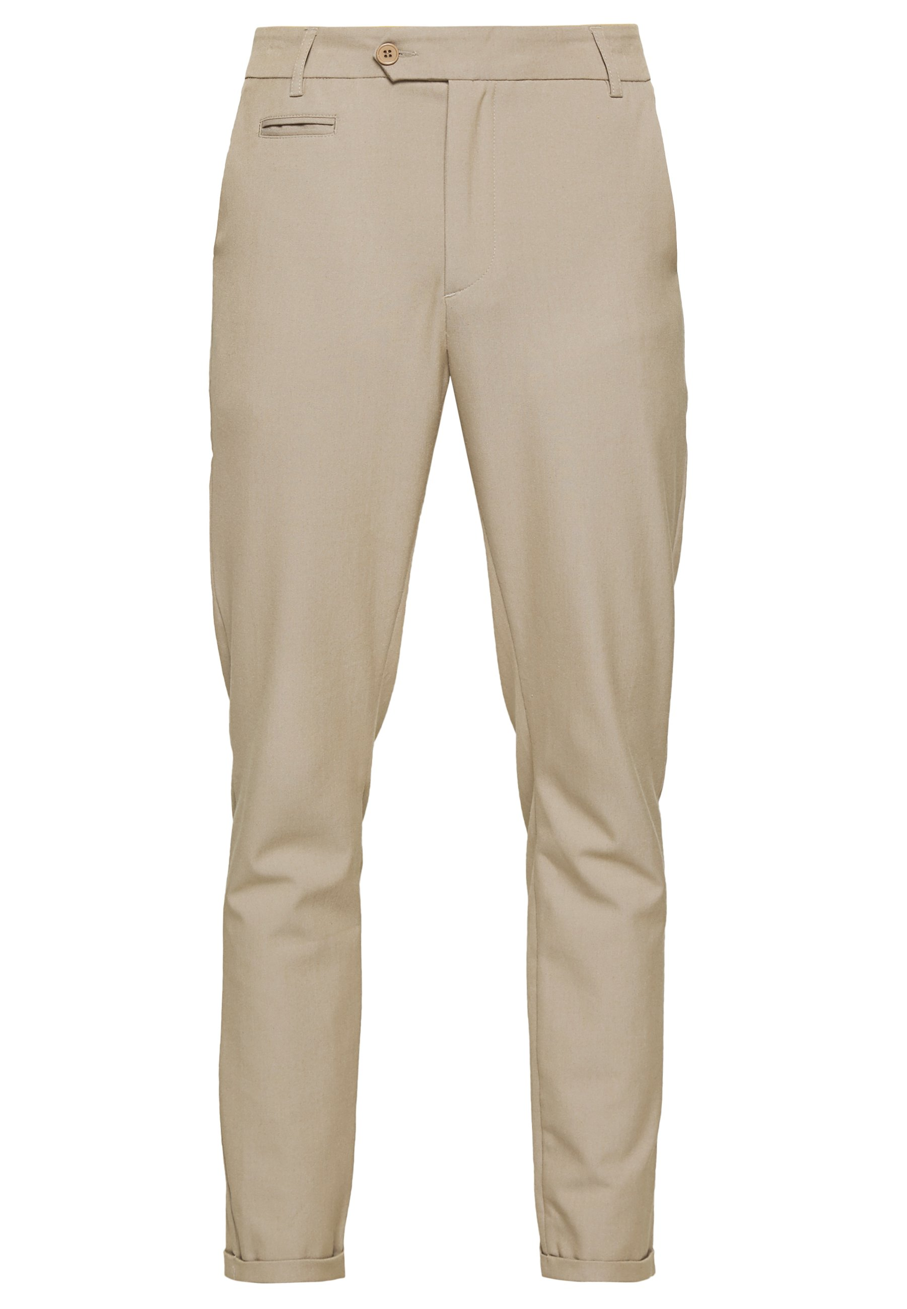 Les Deux COMO LIGHT SUIT PANTS - Pantalon classique - light brown insence