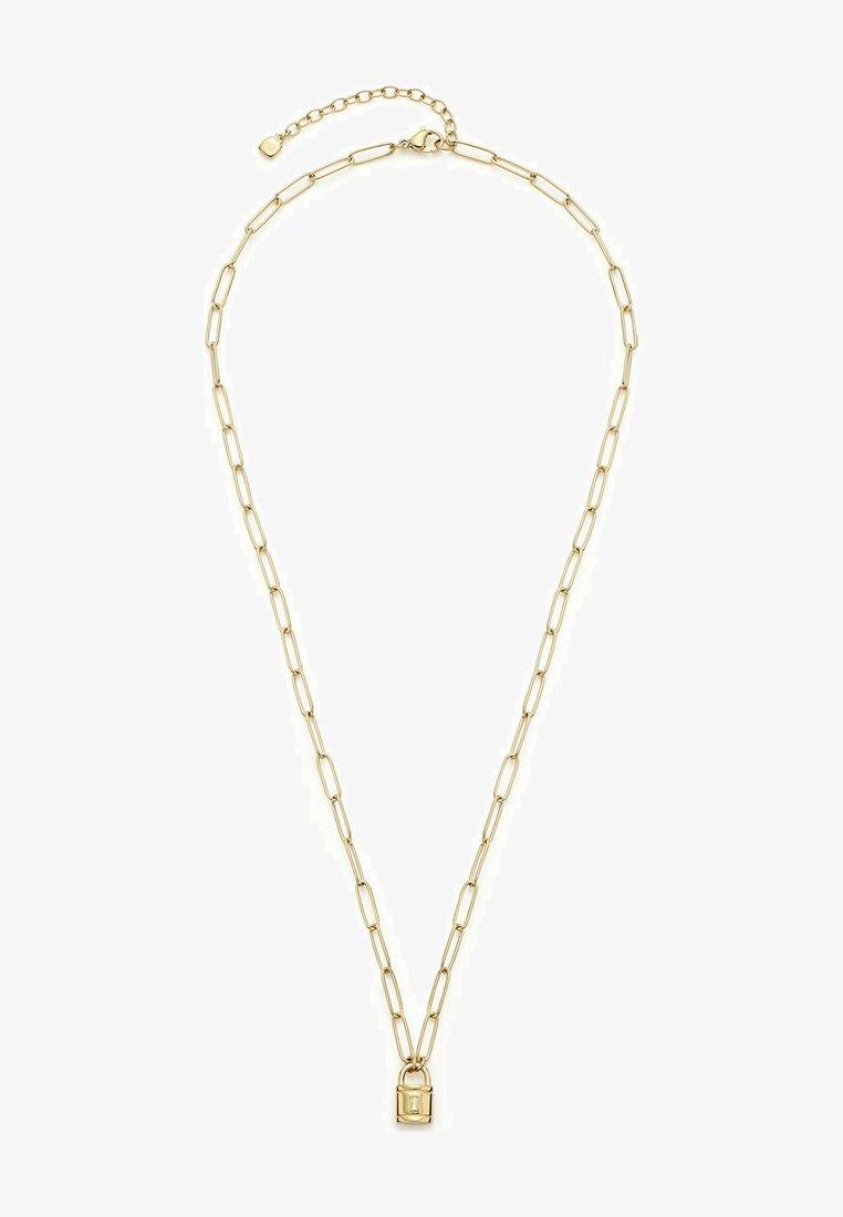 Leonardo - Necklace - gold