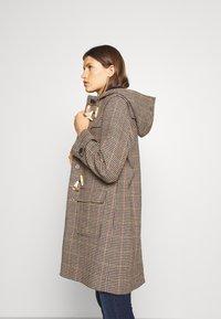 Alexa Chung - BLYTON DUFFLE COAT - Classic coat - brown/camel/rust/navy/green - 3