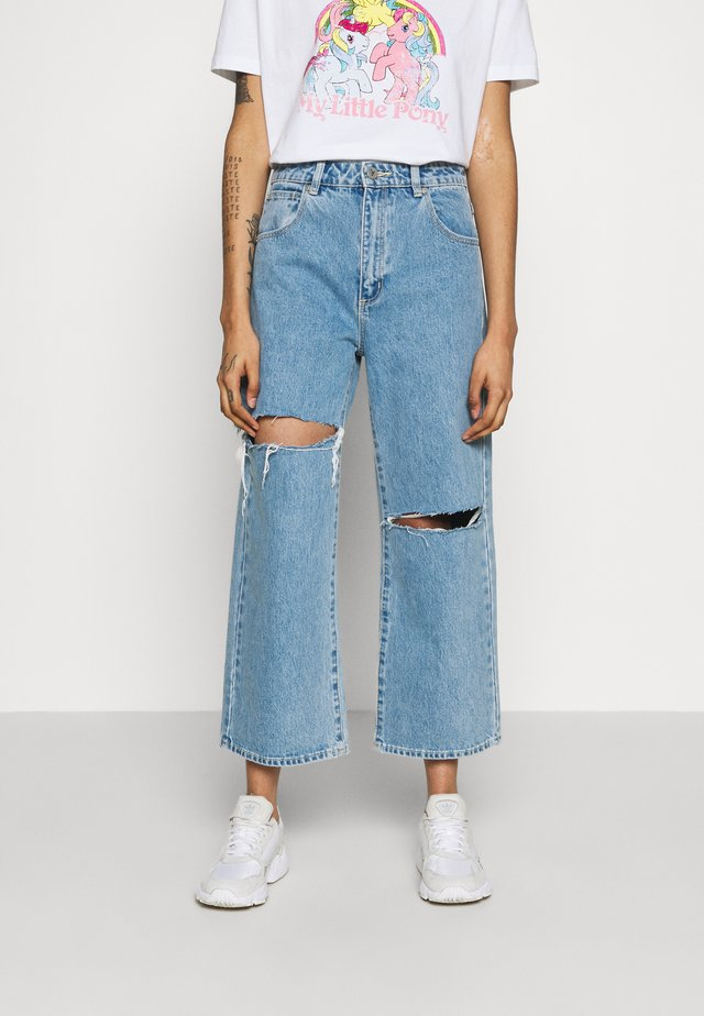 A STREET ALINE - Jeans Straight Leg - freedom