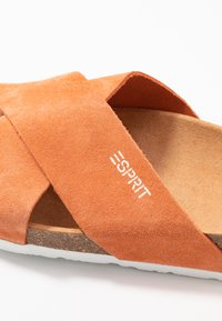 Esprit - MOLLY  - Mules - rust orange - 2